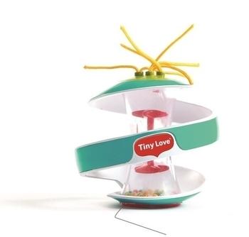Купить со скидкой Развивающая игрушка Tiny Love Голубая Спираль (1503800458)