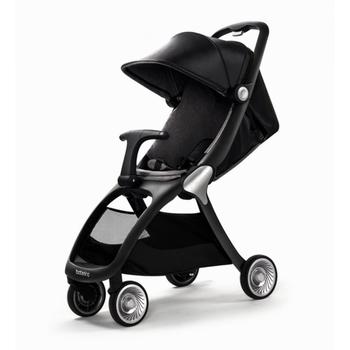 Купить Детские коляски, Прогулочная коляска Babysing K-GO Black (70324), Китай, Черный