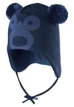 ebdd63d247a3f Шапка Reima Eivor, р.52, темно-синий (518470-6980) | Купить в ...