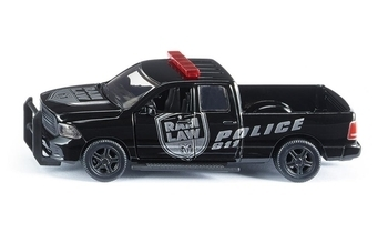 Купить Игрушечный транспорт, Машинка Siku Полицейский пикап RAM 1500 (2309), Германия