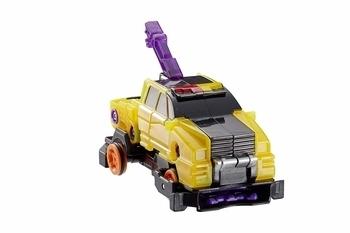 Машинка-трансформер Screechers Wild L2 Ви-бон (EU683128)
