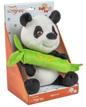 Купить Мягкие игрушки, Мягкая игрушка Tigres Панда Be in love, 22 см (ІГ-0069), Украина