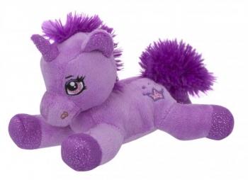 Купить Мягкие игрушки, Мягкая игрушка Toy World Единорог Лиловый, 20 см (5228)