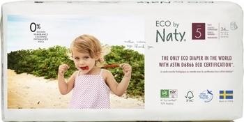 bd0b760d359b ЭКО Подгузники Naty 5 (от 12 до 18 кг), 34 шт.   Купить в интернет ...