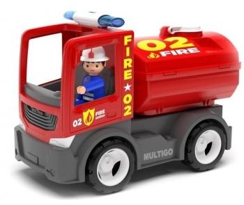 MultiGo / Игрушка MultiGO Пожарная автоцистерна (27282)
