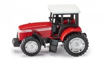 Red N scale farm tractor Ferguson