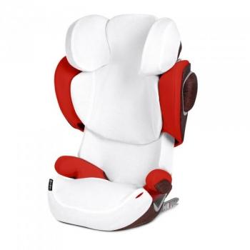 Купить Аксессуары для автокресел, Летний чехол для автокресла Cybex Solution Z White, белый (518001002)