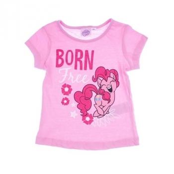 Купить Футболки, регланы и свитера, Футболка Sun City Hasbro My Little Pony, р.104, розовый (SE1256), Бангладеш, Розовый, Хлопок