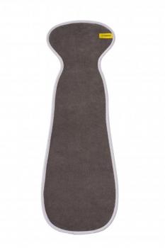Купить со скидкой Дышащий вкладыш AeroMoov Air Layer, для автокресел группы 2/3, коричневый (AL-2-ANT)