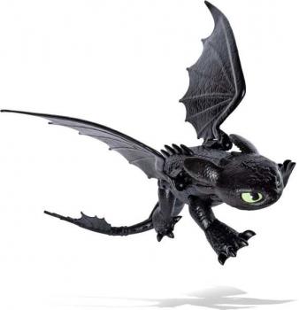 Купить Фигурки, куклы и игрушки-антистресс, Коллекционная фигурка Dragons Как приручить дракона 3 Беззубик с механической функцией, 18 см (SM66620/2194), Китай