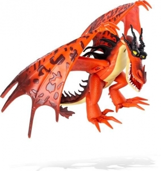 Купить Фигурки, куклы и игрушки-антистресс, Коллекционная фигурка Dragons Как приручить дракона 3 Кривоклык с механической функцией, 18 см (SM66620/2200), Китай