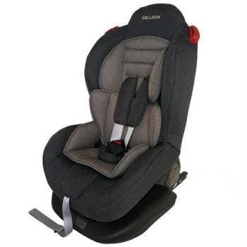 Купить со скидкой Автокресло Welldon Smart Sport Isofix, серый (BS02N-TT95-001)