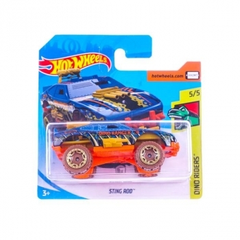 Купить Игрушечный транспорт, Базовая машинка Hot Wheels Sting Rod (5785)