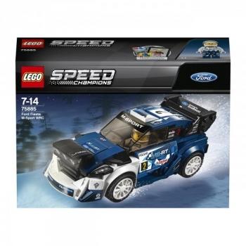 Купить Конструкторы и трансформеры, Конструктор LEGO Speed Champions Ford Fiesta M-Sport WRC, 203 детали (75885)