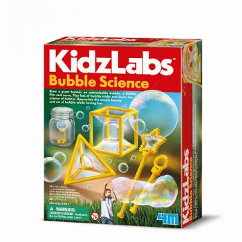 Купить со скидкой Игровой набор 4M Волшебные пузыри (00-03351)