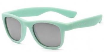 Детские солнцезащитные очки Koolsun Wave, 12М+, мятный (KS-WABA001)