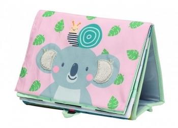Купить Развивающие игрушки, Развивающая мягкая книжка Taf Toys Мечтательные коалы Приключения коалы Кимми (12395), Китай