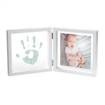 Декор, Двойная рамка Baby Art, прозрачная с краской для создания отпечатка (3601095700), Китай  - купить со скидкой