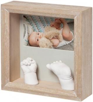 Купить Декор, Набор для создания слепков ручки и ножки малыша Baby Art Фотоскульптор (3601096300), Китай