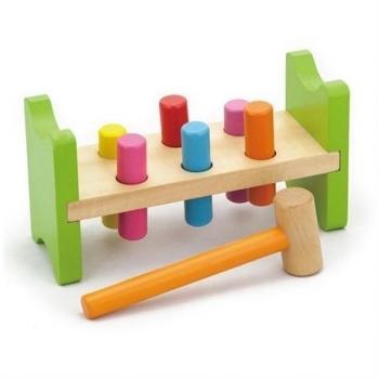 Купить Развивающие игрушки, Игровой набор Viga Toys Забей гвоздик (50827), Китай