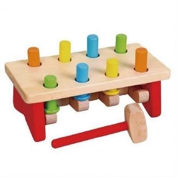 Купить Развивающие игрушки, Игровой набор Viga Toys Забей гвоздик (59719), Китай