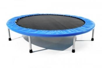 Купить Детский спортивный инвентарь, Батут для фитнеса Kidigo, 140 см, синий (BTF140), Украина, Синий