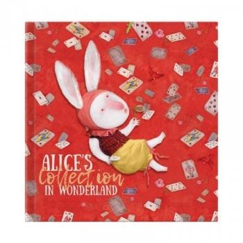 Купить Тетради, дневники, обложки, Блокнот Axent Gapchinska Alice's Collection, 80 листов (8438-02-A), Германия
