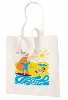 cc0886682a7f Подарок. Пляжная сумка с мини-продуктами La Roche Posay | Купить в ...