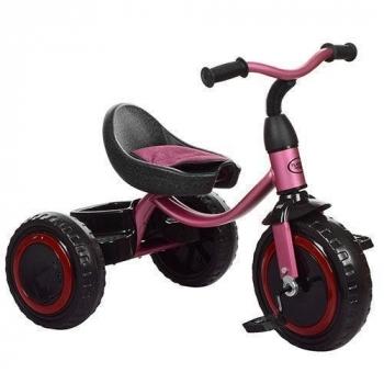 Купить Электромобили, велосипеды и самокаты, Велосипед трехколесный Turbo Trike M 3649-M-1, лиловый (21106), Китай
