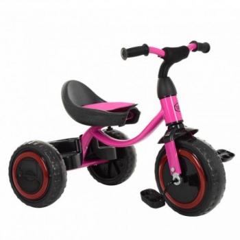 Купить Электромобили, велосипеды и самокаты, Велосипед трехколесный Turbo Trike M 3649-M-2, розовый (21108), Китай