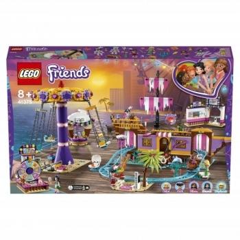 Конструктор LEGO Friends Парк развлечений на набережной, 1251 деталь (41375)