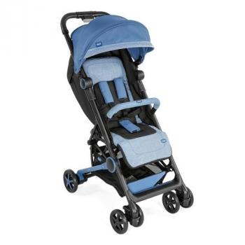 Купить Детские коляски, Прогулочная коляска Chicco Miinimo 2, голубой (79444.32), Италия