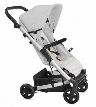 Купить Детские коляски, Прогулочная коляска X-Lander X-Go Morning Grey, светло-серый (70 567), Польша, Светло-серый