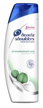 Купить Шампуни и кондиционеры для волос, Шампунь против перхоти Head&Shoulders Успокаивающий уход, 400 мл, Румыния