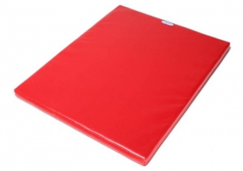 Купить Детский спортивный инвентарь, Детский мат Kidigo, 1, 2х1х0, 1 м, красный (MMMT12101), Украина, Красный