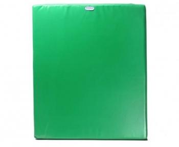 Купить Детский спортивный инвентарь, Детский мат Kidigo, 1, 2х1х0, 05 м, зеленый (MMMT121005), Украина, Зеленый