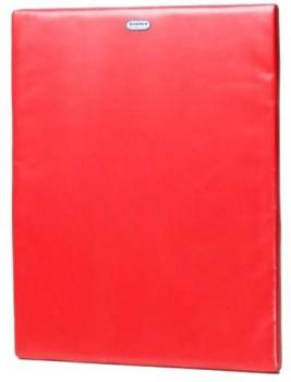 Купить Детский спортивный инвентарь, Детский мат Kidigo, 1х0, 8х0, 1 м, красный, (MMMT108005), Украина, Красный
