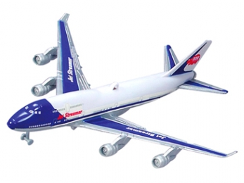 Купить Игрушечный транспорт, Самолет Dickie Toys который летает под потолком, 25 см (3343004)
