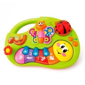 Купить Интерактивные и музыкальные игрушки, Музыкальная игрушка Hola Toys Веселое пианино (927), Китай
