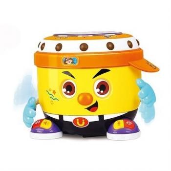 Музыкальная игрушка Hola Toys Веселый барабан (6107)
