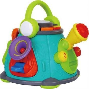 Купить Интерактивные и музыкальные игрушки, Музыкальная игрушка Hola Toys Капсула караоке (3119), Китай