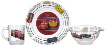 Купить со скидкой Набор посуды ОСЗ Disney Тачки 3, 3 предмета (Н.1914;1335;9944ДЗ Тачки3)