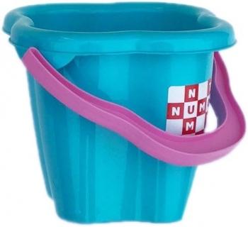 Купить Игрушки для улицы, Детское ведро Simba Башня, голубой (7101453/1029), Голубой