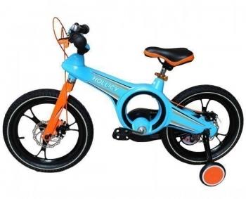 Купить Электромобили, велосипеды и самокаты, Детский велосипед Hollicy 16 , голубой (МО1611-436 блакитний), Китай