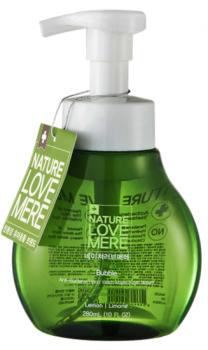 Купить Мыло для рук и дезинфекция, Жидкое мыло для рук NatureLoveMere, с антибактериальным эффектом, 280 мл, Южная Корея