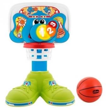 Купить Игры на свежем воздухе и спорт, Набор для игры в баскетбол Chicco Basket League (09343.00), Италия