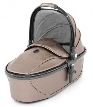 Купить Детские коляски, Люлька Egg Titanium, серебристый (5060541761698), Великобритания, Серебристый