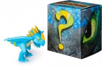 Купить Фигурки, куклы и игрушки-антистресс, Игровой набор-сюрприз Spin Master Как приручить дракона 3: Дракон Громгильда и тайный герой (SM66622/5643)