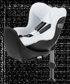 Летний чехол для автокресла GB Vaya i-Size White, белый (617000103)