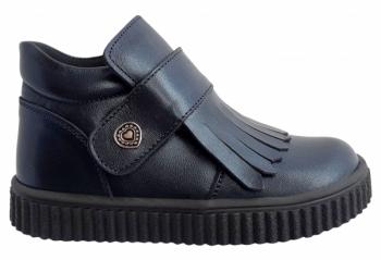 Купить Детская обувь, Ботинки Perlina 32SINIY, кожа, р.30, темно-синий (874722890), Турция, Темно-синий